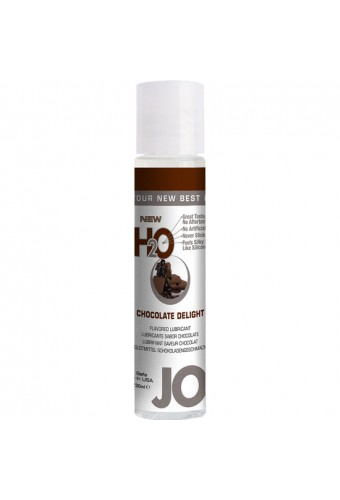 JO LUBRICANTE AGUA SABOR CHOCOLATE 30 ML