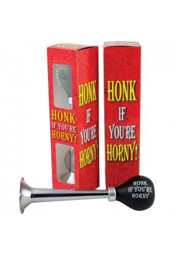 HORN HONK IF YOU ARE HORNY BOCINA DIVERTIDA