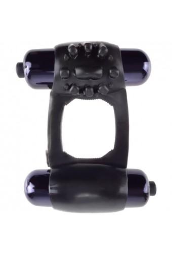 FANTASY C RING DUO VIBR SUPER RING NEGRO