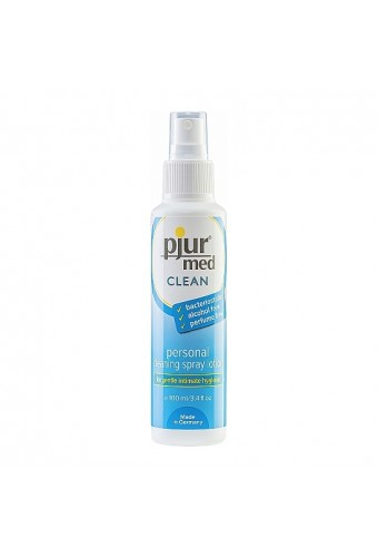 PJUR MED SPRAY DE LIMPIEZA 100 ML