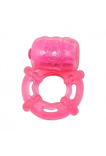 CLIMAX JUICY RINGS ROSA