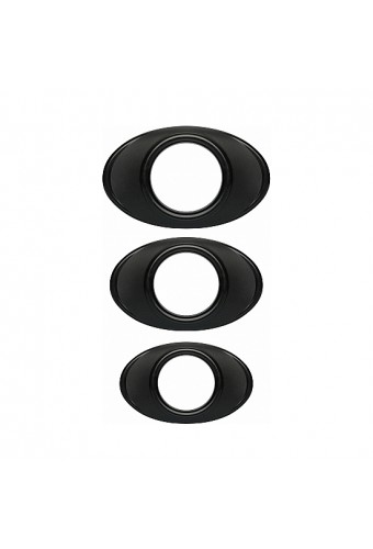 EASY GRIP C RING SET NEGRO