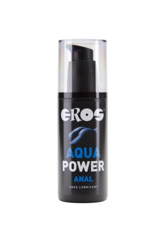 EROS AQUA POWER ANAL LUBE 125M