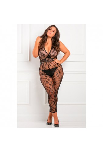 LACY MOVIE BODY DE MALLA NEGRO