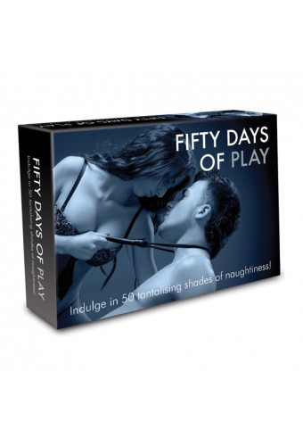 FIFTY DAYS OF PLAY INGLeS