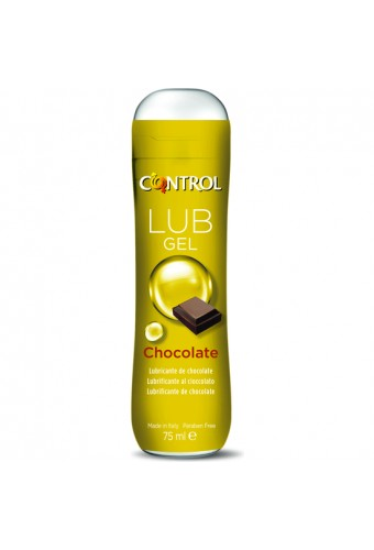 CONTROL LUBRICANTE CHOCOLATE 75ML