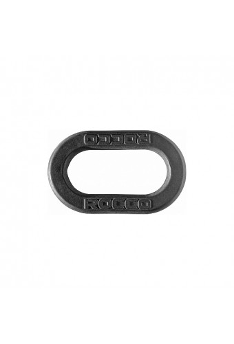 THE ROCCO 3 WAY ANILLO PARA EL PENE NEGRO