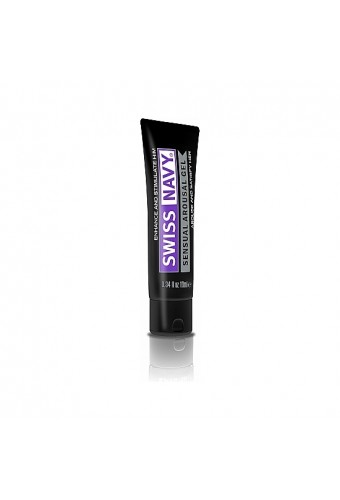 SWISS NAVY GEL LUBRICANTE ESTIMULANTE 10ML