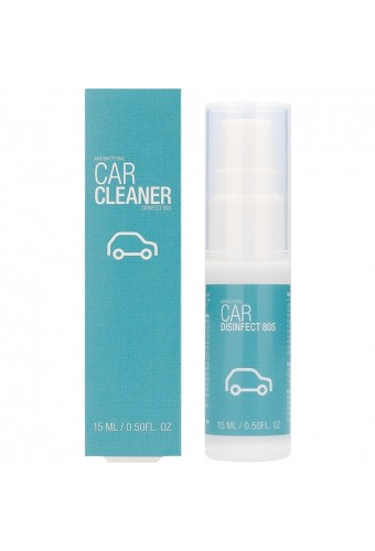 ANTIBACTERIAL CAR DISINFECT 80S 15ML