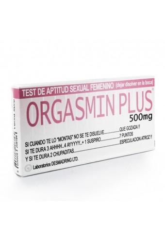 ORGASMIN PLUS CAJA DE CARAMELOS