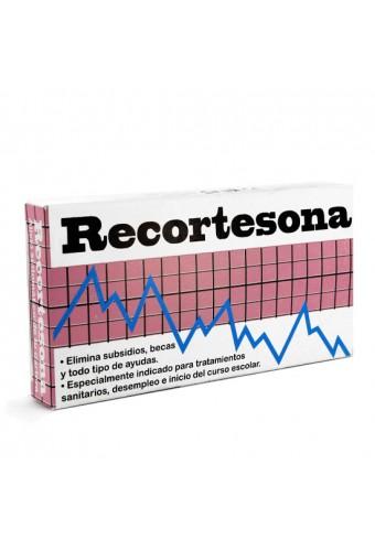 RECORTESONA CAJA DE CARAMELOS