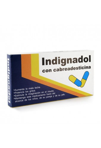 INDIGNADOL CAJA DE CARAMELOS