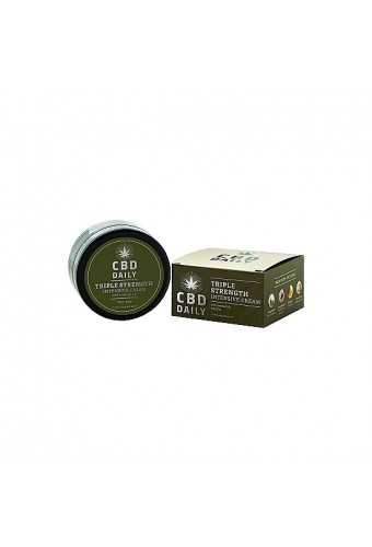 CBD DAILY TRIPLE STRENGTH CREMA INTENSIVA 48 G