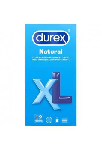 DUREX NATURAL XL 12 UDS