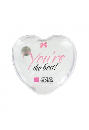 LOVERSPREMIUM HOT MASSAGE HEART XL THE BEST