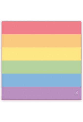 20 SEVILLETAS 33 X 33 CM LGBT