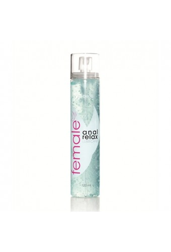 FEMALE ANAL RELAX LUBRICANTE 120 ML