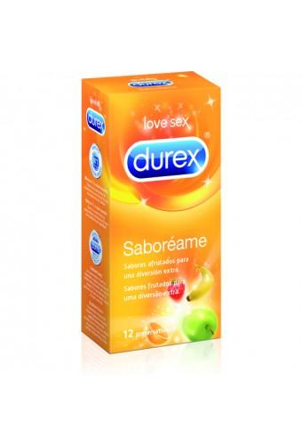 DUREX SABOREAME 12 UDS